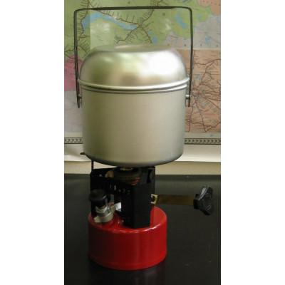 Бензиновая горелка Примус Дастан-1 в футляре