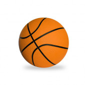 Мяч антистресс Баскетбол 7,6см TX31496