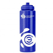 Бутылка спортивная Азурит / Кунцит S12-1000 1000 мл