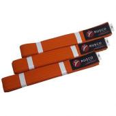 Пояс для кимоно оранжевый 2,6 м
