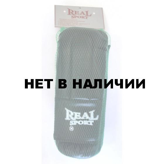 Перчатки тренировочные Realsport черный (S)