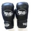 Перчатки боксерские Realsport 8 унций ES-0635