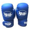 Перчатки боксерские Realsport 8 унций ES-0640