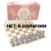 Шахматы Айвенго с доской из микрогофры ES-0294