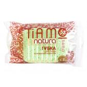 Губка для тела Tiamo Natura Овал 7690