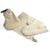 Набор для сауны в пакете Sale БВС004
