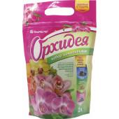 Набор для пересадки орхидей (грунт + удобрение) БиоМастер 2 л + 5 мл
