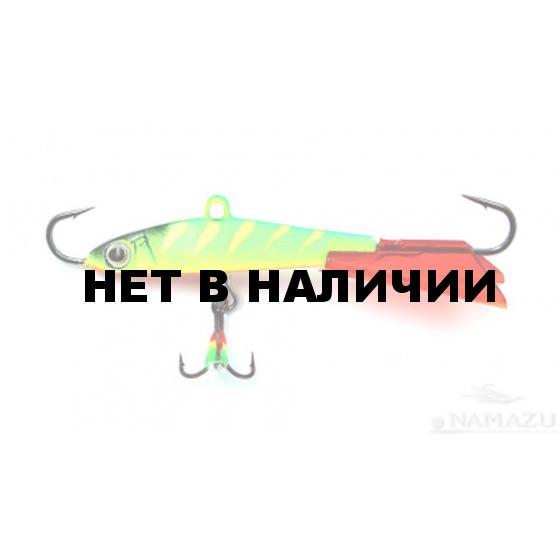 Балансир Namazu Mortal Fish свинец, 3,3 см, 5 г, цвет 33