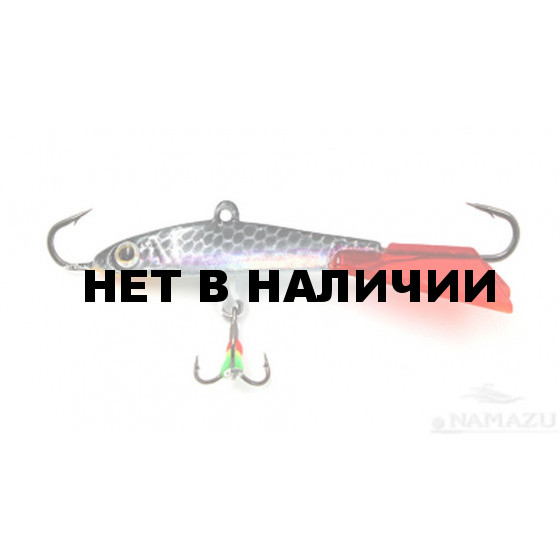 Балансир Namazu Mortal Fish свинец, 3,3 см, 5 г, цвет 34