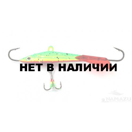 Балансир Namazu Under-Pilot свинец, 3 см, 4 г, цвет 32