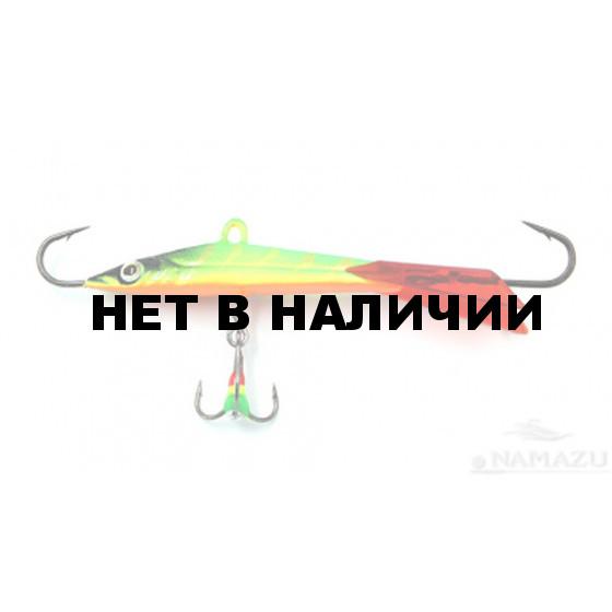 Балансир Namazu Under-Pilot свинец, 5,5 см, 25 г, цвет 33