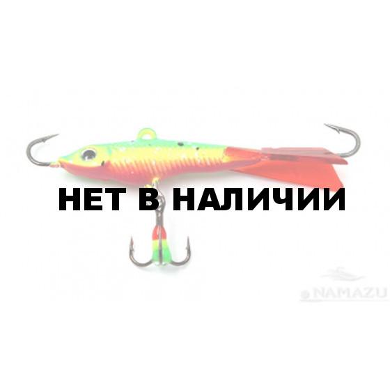Балансир Namazu W-Trickster свинец, 3,4 см, 6.5 г, цвет 32