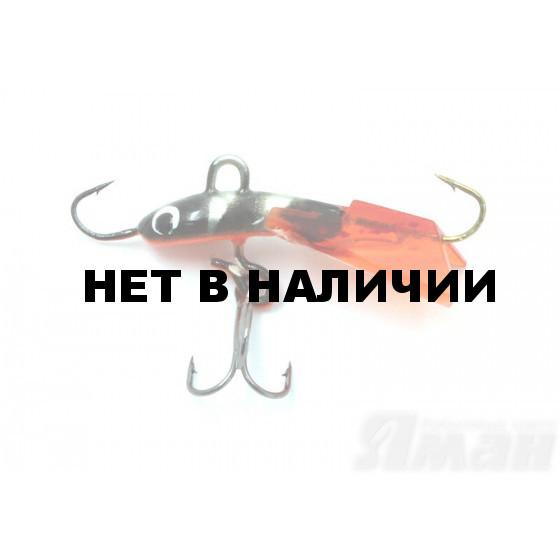 Балансир Яман Барабулька, 3 см, 3,2 г, цвет 36