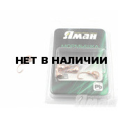 Мормышка Яман ст. муравей с отв., цвет Copper Plated (5 шт.) Я-МР22