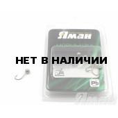 Мормышка Яман шар с отв., цвет NL, d 5 (5 шт.) Я-МР113