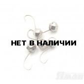 Мормышка Яман шар с отв., цвет NL, d 5, гран. (5 шт.) Я-МР108