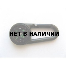 Компас-брелок «карабин»