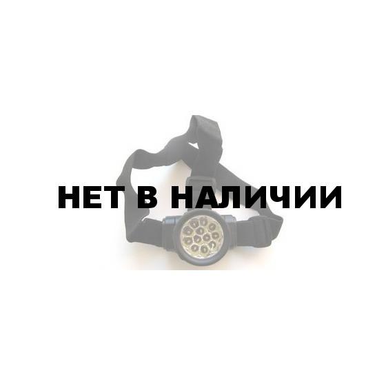 Фонарь светодиодный налобный 12 LEDх0,5 Вт Headlamp