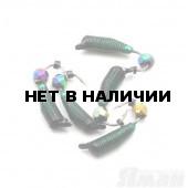 Мормышка вольфрам безнасадочная Яман Ручейник №5, d-2 мм, L-9.5 мм, 0,80 г (5 шт.) Я-МР1142