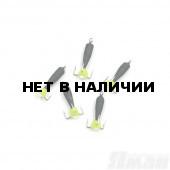 Мормышка вольфрам безнасадочная Яман Черт (дл.), d-3 мм, 0,9 г (5 шт.) Я-МР1588