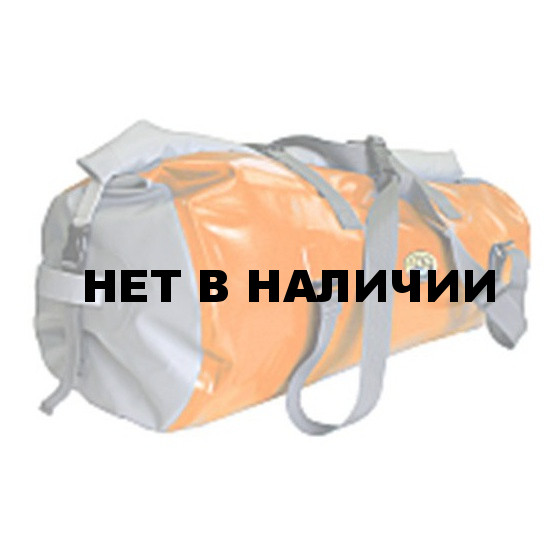 Гермосумка Stream 90 л оранжевая
