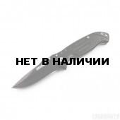 Нож туристический Следопыт с зажимом клинок 75 мм PF-PK-14