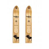 Лыжи Тайга Маяк деревянные 90*15 см