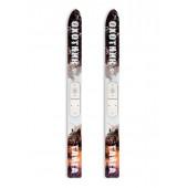 Лыжи Тайга Маяк дерево/пластик 175*15 см