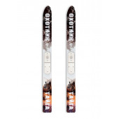 Лыжи Тайга Маяк дерево/пластик 185*15 см
