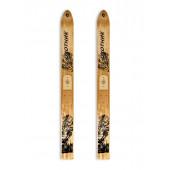 Лыжи Охотник деревянные Маяк 175*15 см