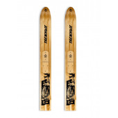 Лыжи Таежные Маяк деревянные 165*18 см