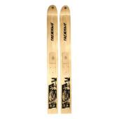 Лыжи Таежные Маяк деревянные 175*18 см