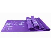 Коврик для йоги и фитнеса BB8303 173*61*0,4см