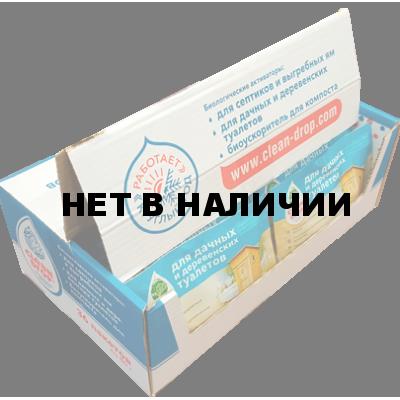 Биологический активатор для дачных и деревенских туалетов 80 г