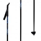 Лыжные палки STC Active 130 см (красный)