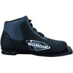 Ботинки лыжные Spine Nordik NN75 черный 75 мм