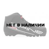 Ботинки лыжные NNN Spine Smart черный (р.35)