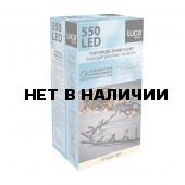 Светодиодная гирлянда (теплый свет) Luca lights 83769 для улицы и дома 1100 см