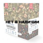 Светодиодная гирлянда (мультиколор) Winter Glade CM1000 для улицы и дома 2000 см