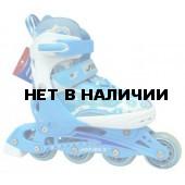 Роликовые коньки JOEREX JRH0704 раздвижные (синий)