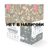 Светодиодная гирлянда (холодный бел. свет) Winter Glade CC1000 для улицы и дома 2000 см