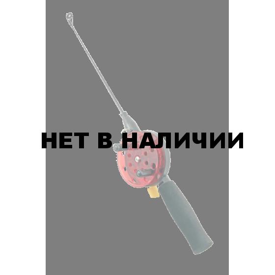 Зимняя удочка Siweida HR202 (d 76мм,ручка неопрен 10см, хл-кар 20см)