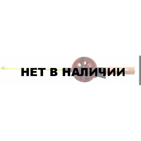 Зимняя удочка Siweida HR504A (d 76мм, ручка пробк 10см, хл-D1)
