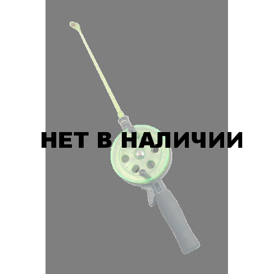 Зимняя удочка Siweida HR601 (d 94мм, ручка неопрен 10см, хл-пл 20см)
