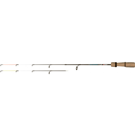 Зимняя удочка Siweida штекер Ice Feeder-65 (65/33см, карбон, SIC, 2хл, ручка пробка)