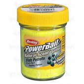 Паста форелевая Berkley 50 г Fish Pellet - Sunshine Yellow (ярко желтый)