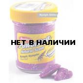 Паста форелевая Berkley 50 г Nymph Glitter (фиолетовый с блеском)