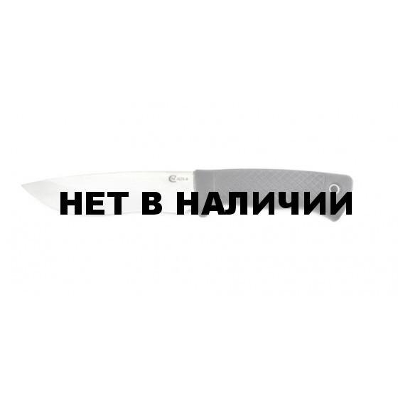Нож туристический Ворсма Близнец, ст.AUS-8, эластрон (кузница Семина)