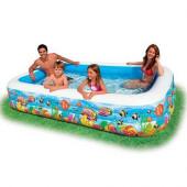 Бассейн надувной детский Intex (58485) 305х183х56 см