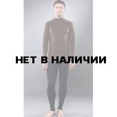 Комплект мужского термобелья Guahoo: водолазка + кальсоны ( 350-Z/BK / 350-P/BK)